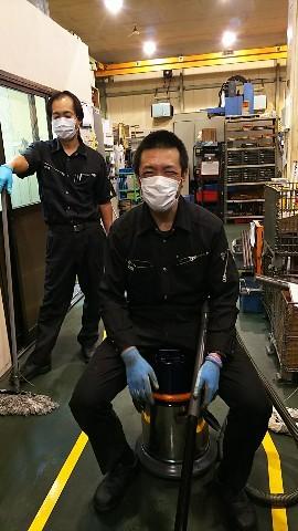 10/6(土)  掃除大臣_a0272042_00531589.jpg
