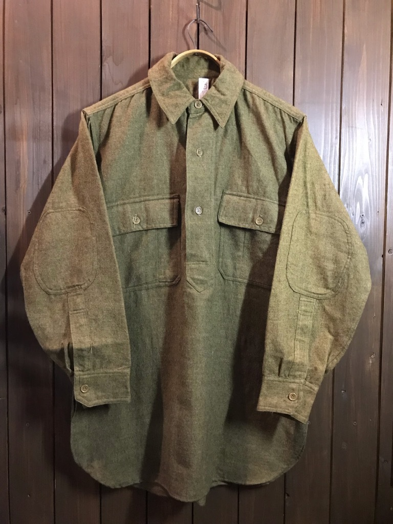 神戸店10/10(水)冬Vintage入荷! #2 WWⅠ DoughBoy Shirt!!!_c0078587_17064696.jpg