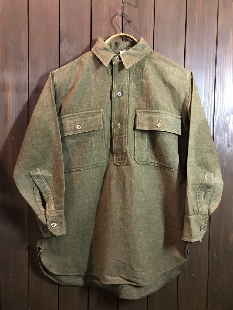 神戸店10/10(水)冬Vintage入荷! #2 WWⅠ DoughBoy Shirt!!!_c0078587_17103287.jpg