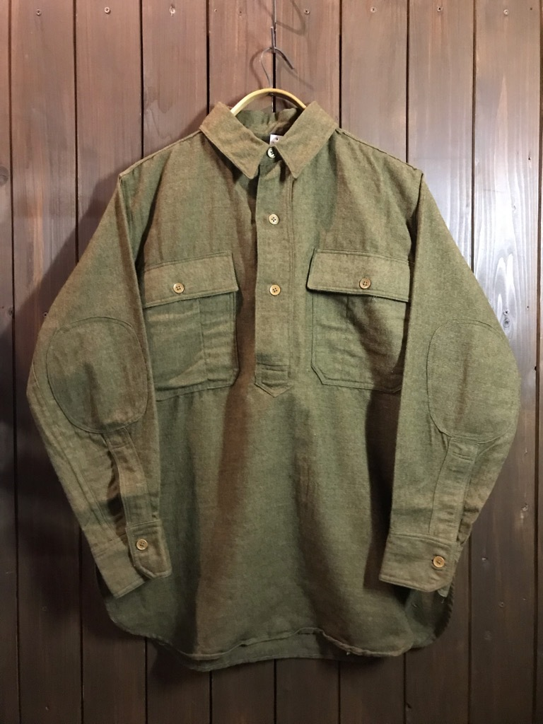 神戸店10/10(水)冬Vintage入荷! #2 WWⅠ DoughBoy Shirt!!!_c0078587_17111554.jpg