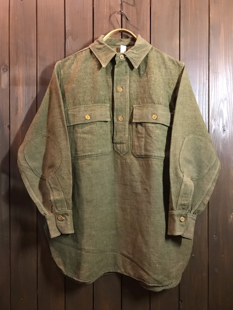 神戸店10/10(水)冬Vintage入荷! #2 WWⅠ DoughBoy Shirt!!!_c0078587_17121500.jpg