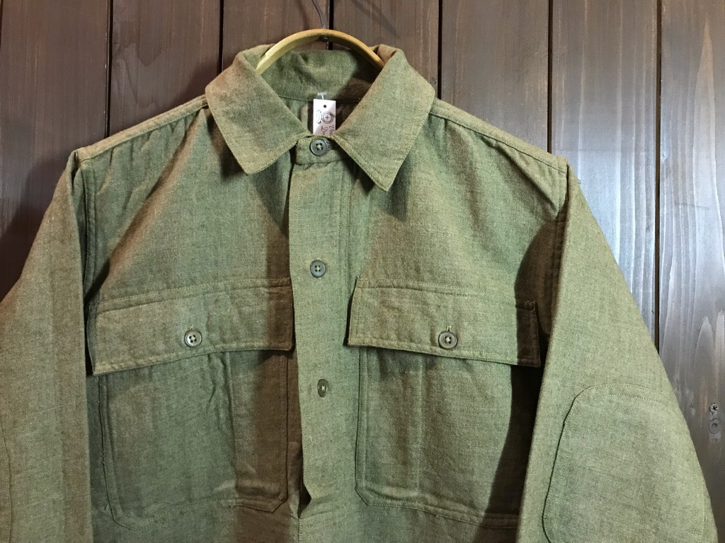 神戸店10/10(水)冬Vintage入荷! #2 WWⅠ DoughBoy Shirt!!!_c0078587_17132234.jpg