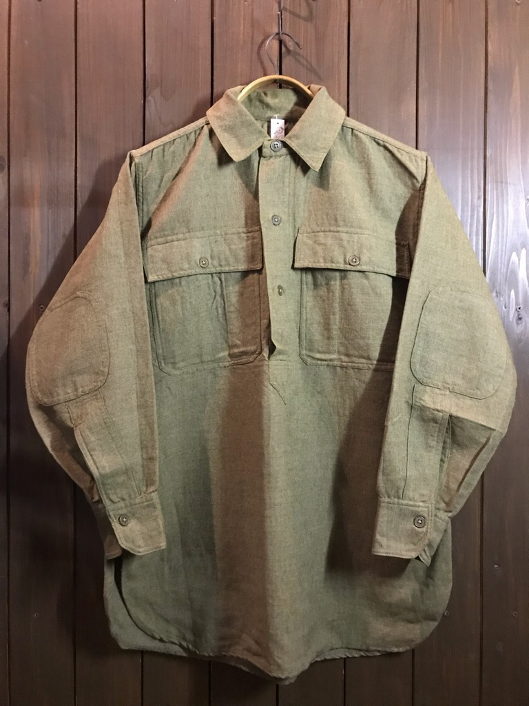 神戸店10/10(水)冬Vintage入荷! #2 WWⅠ DoughBoy Shirt!!!_c0078587_17132281.jpg