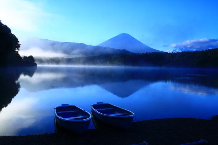 30年9月の富士(16)西湖の富士_e0344396_11203618.jpg