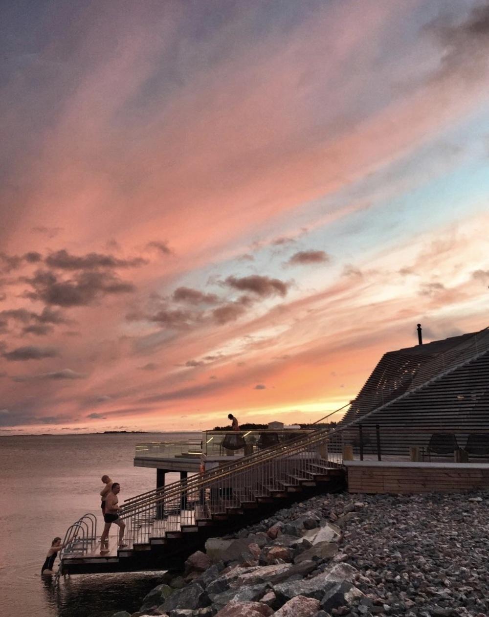■北欧近代建築を巡る旅 アールト&アスプルンド 5日目 フィンランドサウナを体験!!_f0165030_13142264.jpg