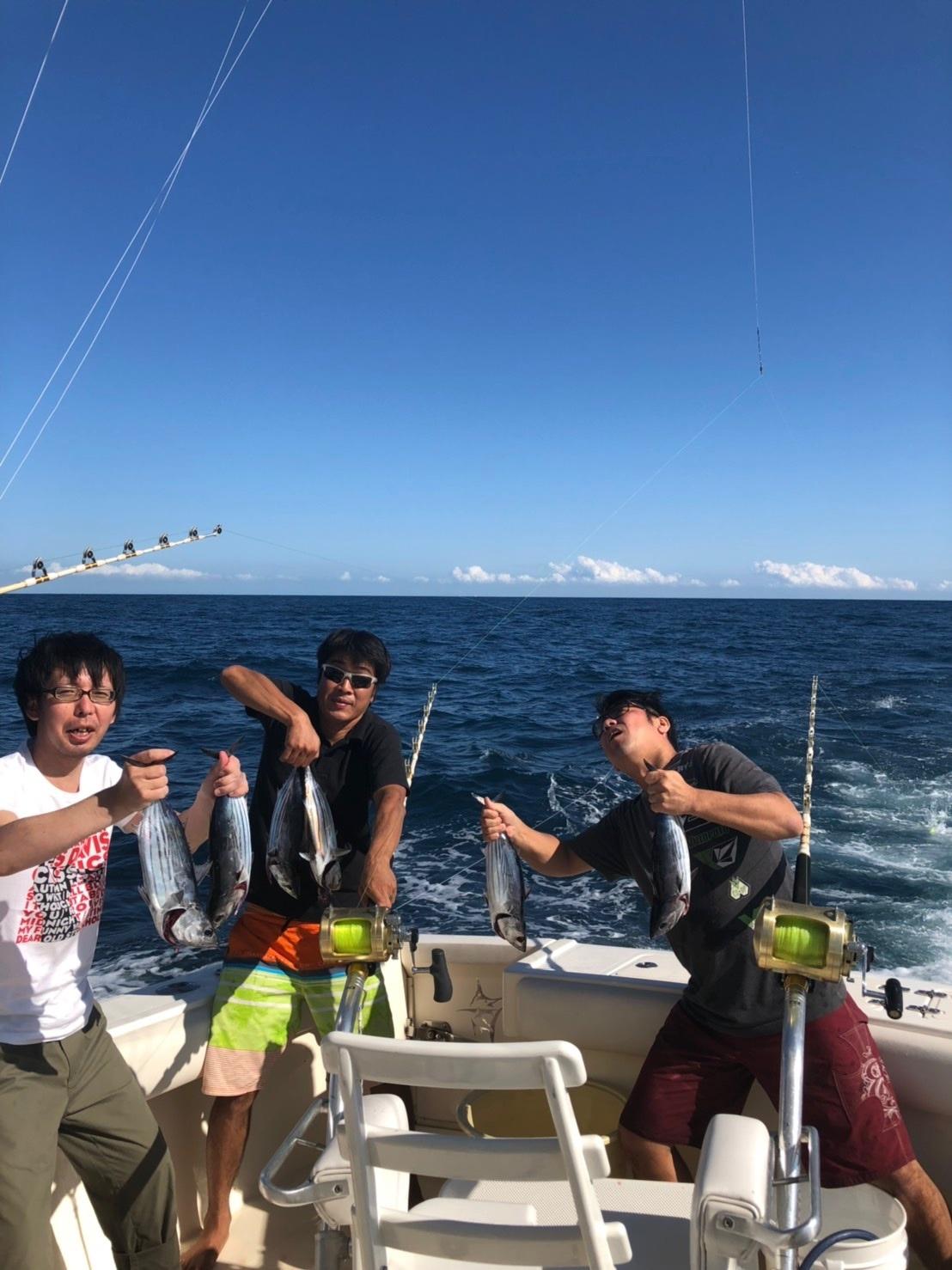 台風後の海、カツオがいた_f0009039_17315477.jpeg
