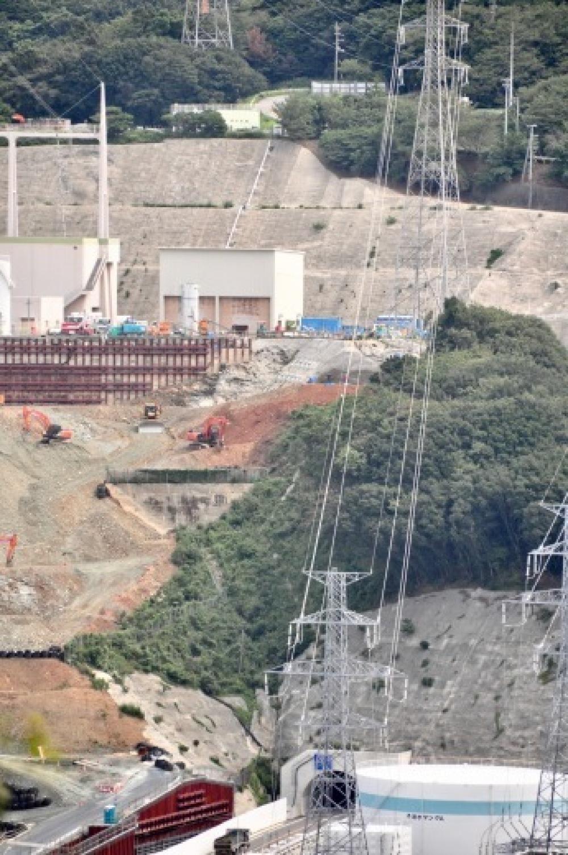 伊方原発写真レポ 10月27日にも伊方原発3号機を起動させると言う。現地は今どうなっているのか先月の様子です。_b0242956_23485229.jpg