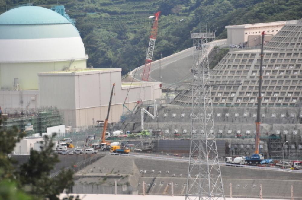 伊方原発写真レポ 10月27日にも伊方原発3号機を起動させると言う。現地は今どうなっているのか先月の様子です。_b0242956_23552575.jpg