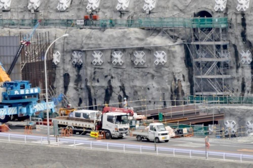 伊方原発写真レポ 10月27日にも伊方原発3号機を起動させると言う。現地は今どうなっているのか先月の様子です。_b0242956_23590097.jpg