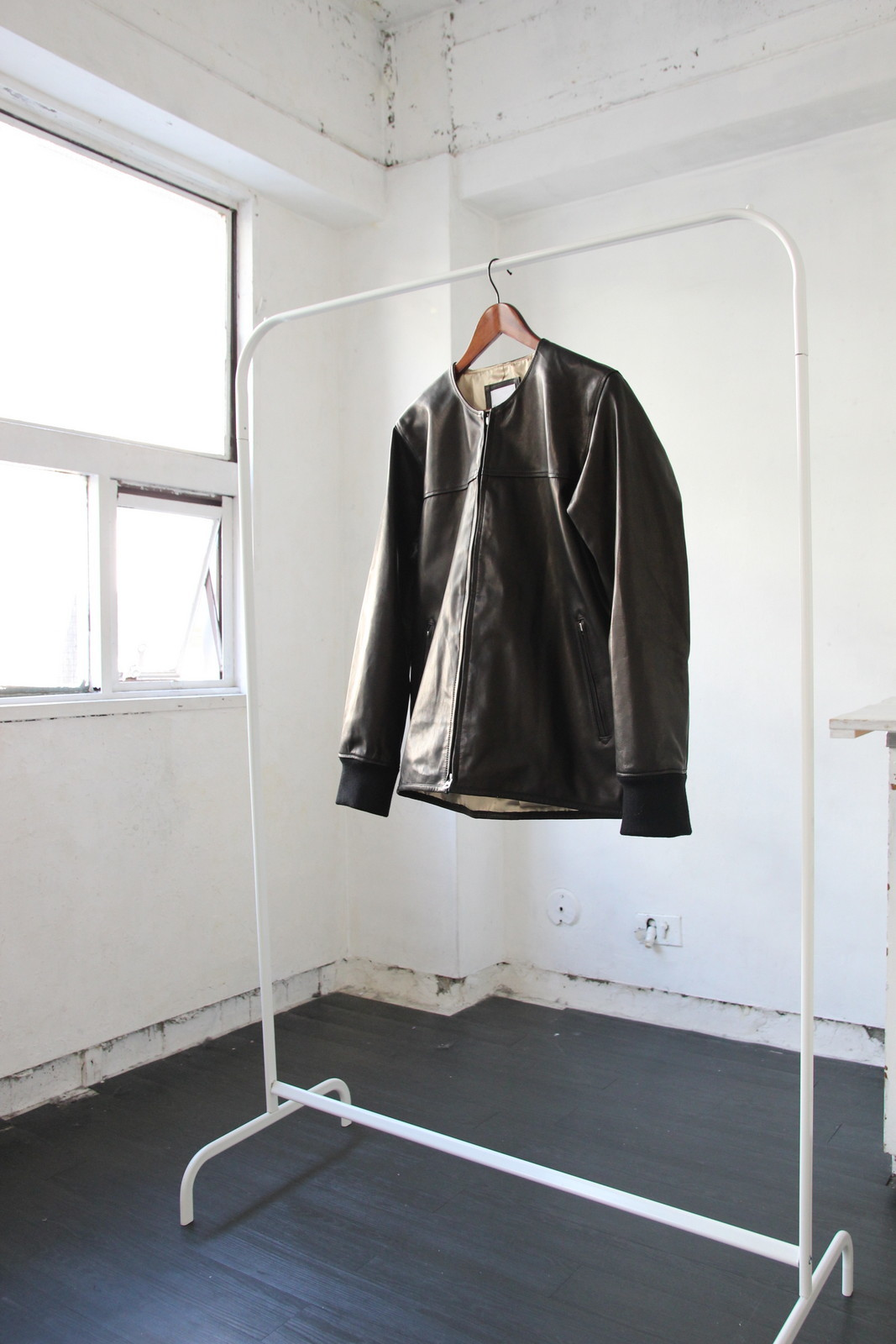 Japan Horse Leather Blouson_c0379477_05593711.jpg