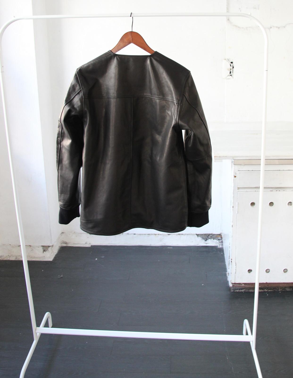 Japan Horse Leather Blouson_c0379477_05595124.jpg