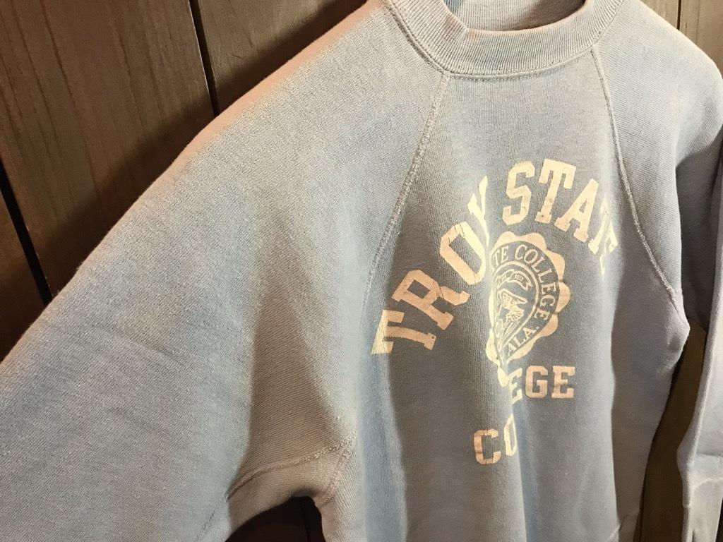 神戸店10/10(水)冬Vintage入荷! #4 Vintage Sweat Shirt!!!_c0078587_19112605.jpg