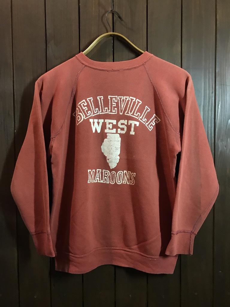 神戸店10/10(水)冬Vintage入荷! #4 Vintage Sweat Shirt!!!_c0078587_19121752.jpg
