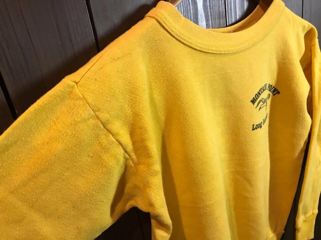神戸店10/10(水)冬Vintage入荷! #4 Vintage Sweat Shirt!!!_c0078587_19134148.jpg