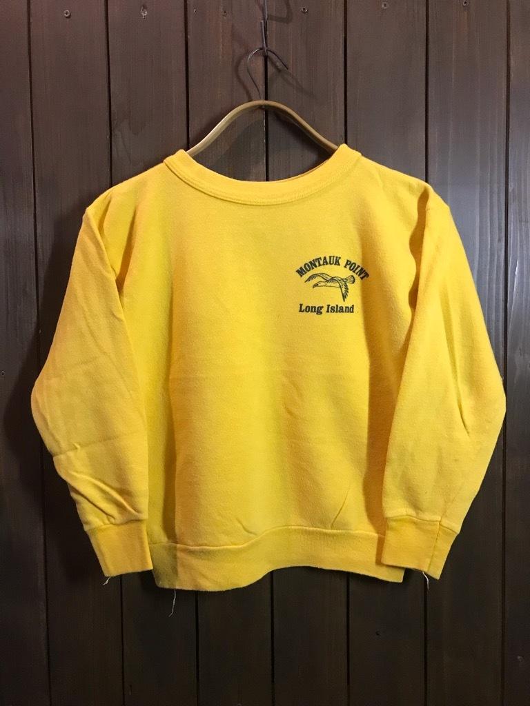 神戸店10/10(水)冬Vintage入荷! #4 Vintage Sweat Shirt!!!_c0078587_19134166.jpg
