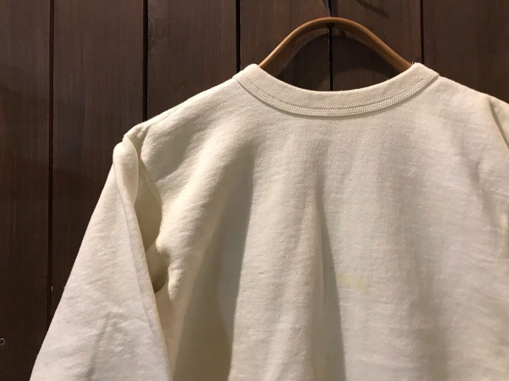 神戸店10/10(水)冬Vintage入荷! #4 Vintage Sweat Shirt!!!_c0078587_21072549.jpg