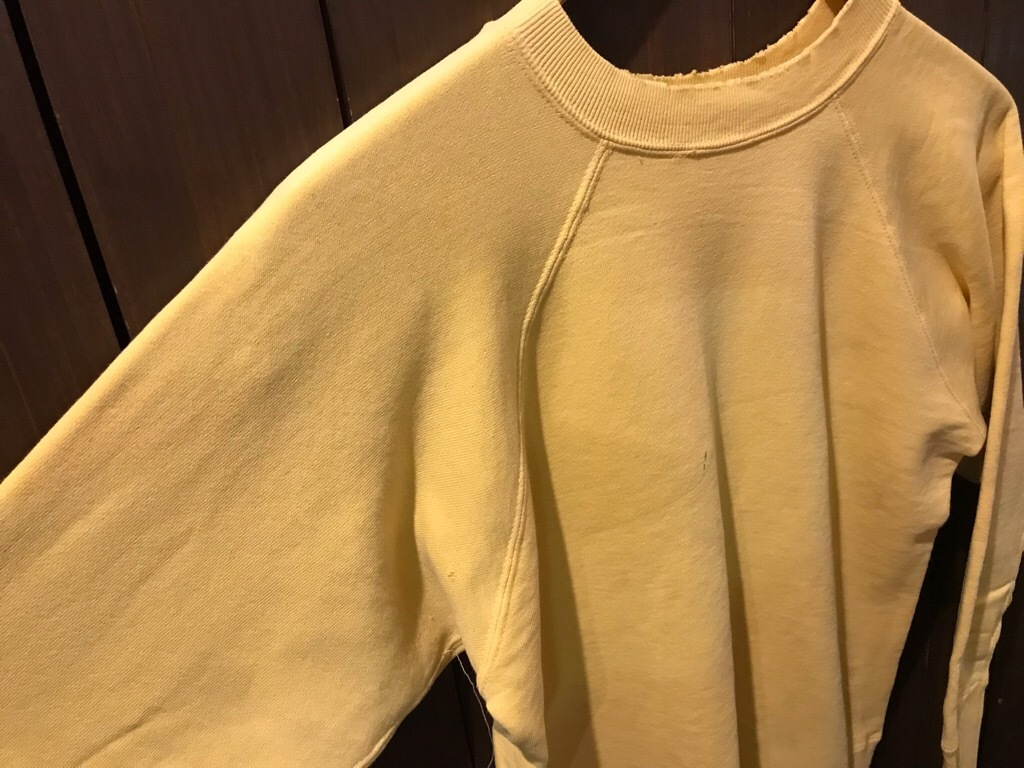 神戸店10/10(水)冬Vintage入荷! #4 Vintage Sweat Shirt!!!_c0078587_21080790.jpg