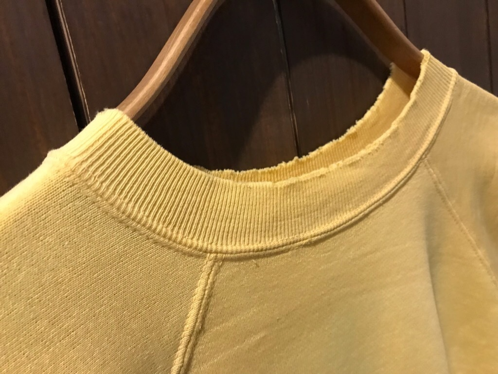 神戸店10/10(水)冬Vintage入荷! #4 Vintage Sweat Shirt!!!_c0078587_21080879.jpg
