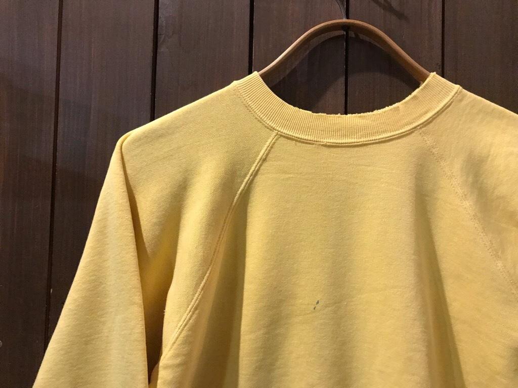 神戸店10/10(水)冬Vintage入荷! #4 Vintage Sweat Shirt!!!_c0078587_21080896.jpg