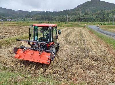 """収穫が終わって、さっそく来年の\""""土づくり\""""!_c0336902_19421996.jpg"""