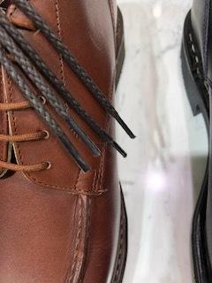 パラブーツに合う靴紐_b0226322_17161005.jpeg