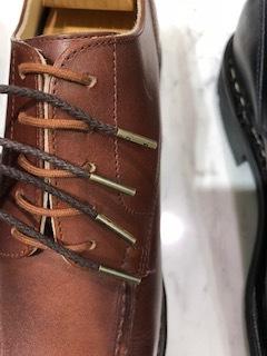 パラブーツに合う靴紐_b0226322_17362492.jpeg