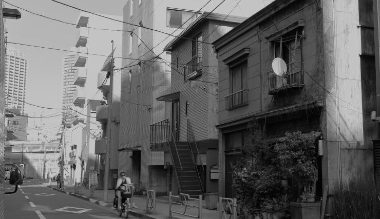 月島もんじゃ街路地裏_a0150260_20273761.jpg