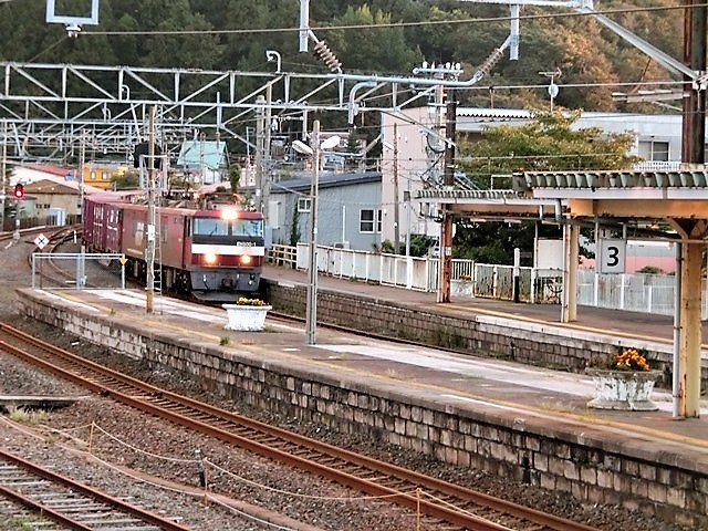 藤田八束の鉄道写真@今年出会った素敵な鉄道写真、貨物列車の写真を紹介・・・貨物列車、リゾート列車、四季島など_d0181492_00032283.jpg