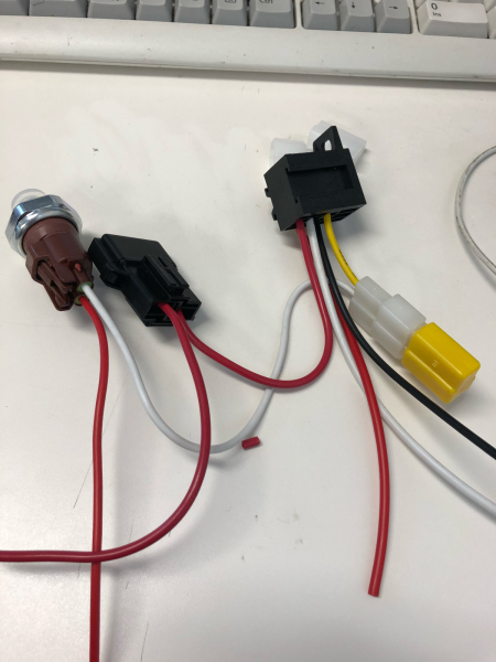117クーペ エアコン修理 コンプレッサー修理 コンデンサー制作_e0169210_21435688.jpg