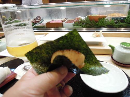 銀座 「寿司清」_e0116211_10493307.jpg