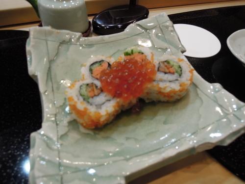 銀座 「寿司清」_e0116211_10505729.jpg