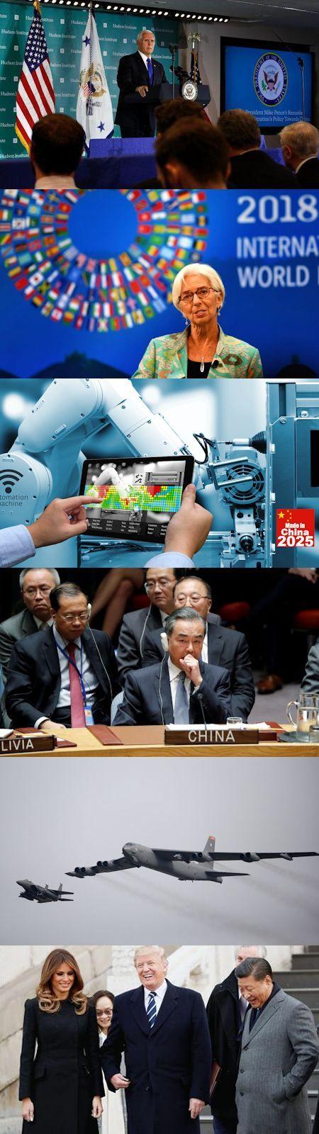 ペンス・ドクトリン - 同盟国日本への対中国経済制裁協調の押しつけ_c0315619_15090700.jpg