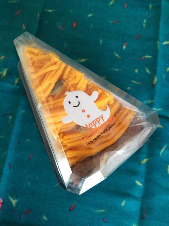 みき工房 かぼちゃモンブラン ~ ベジカフェロータス_c0189426_19571919.jpg