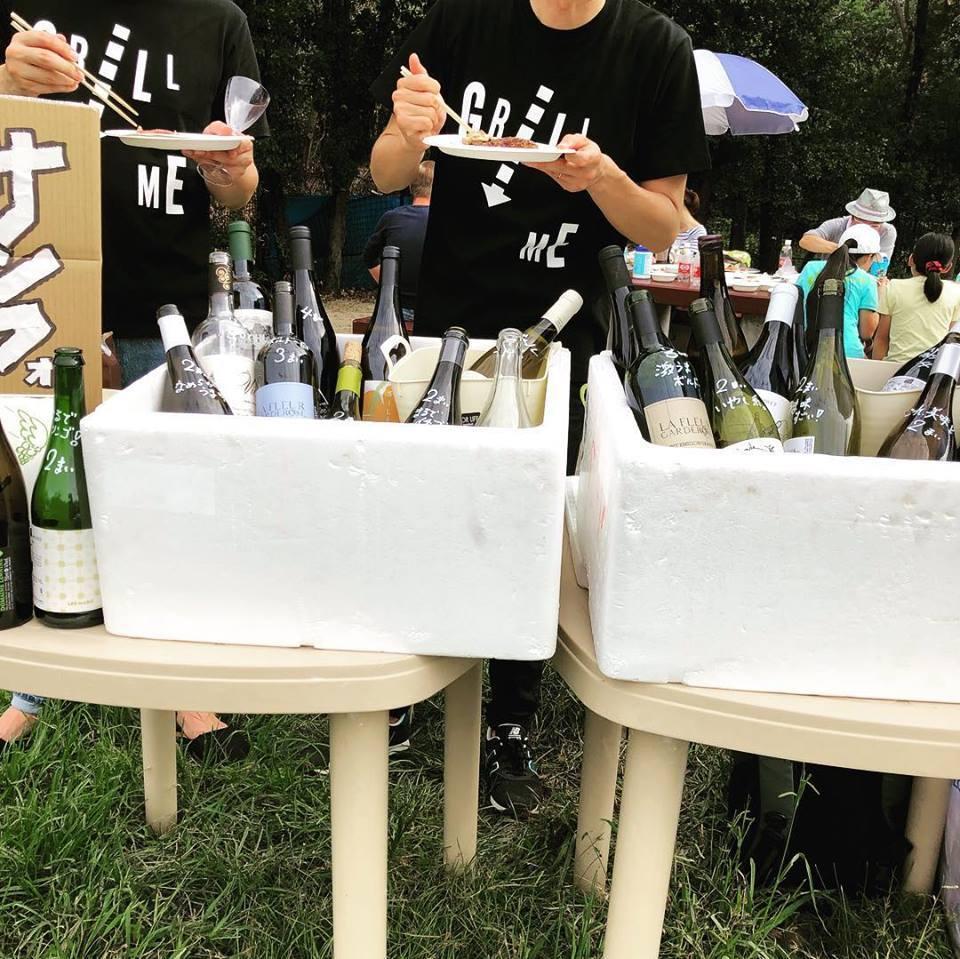 本日のグラスワイン&諸々_a0114049_14030339.jpg