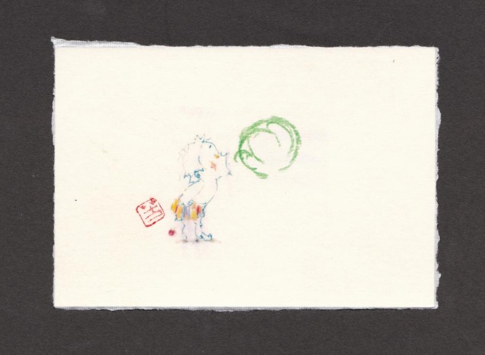 《 画室『游』 《 手作り絵葉書 7 》_f0159856_14131163.jpg