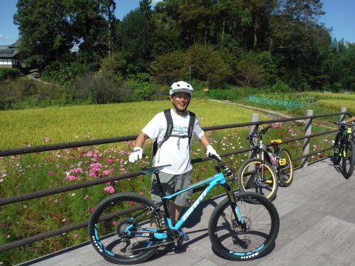 山の辺の道 MTBサイクリング_b0332867_00100504.jpg