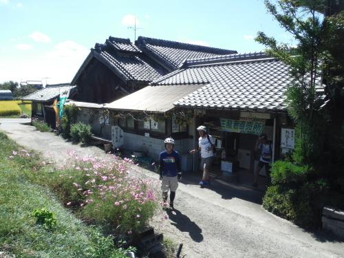 山の辺の道 MTBサイクリング_b0332867_00134042.jpg