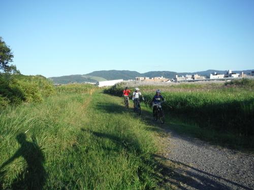 山の辺の道 MTBサイクリング_b0332867_00305561.jpg