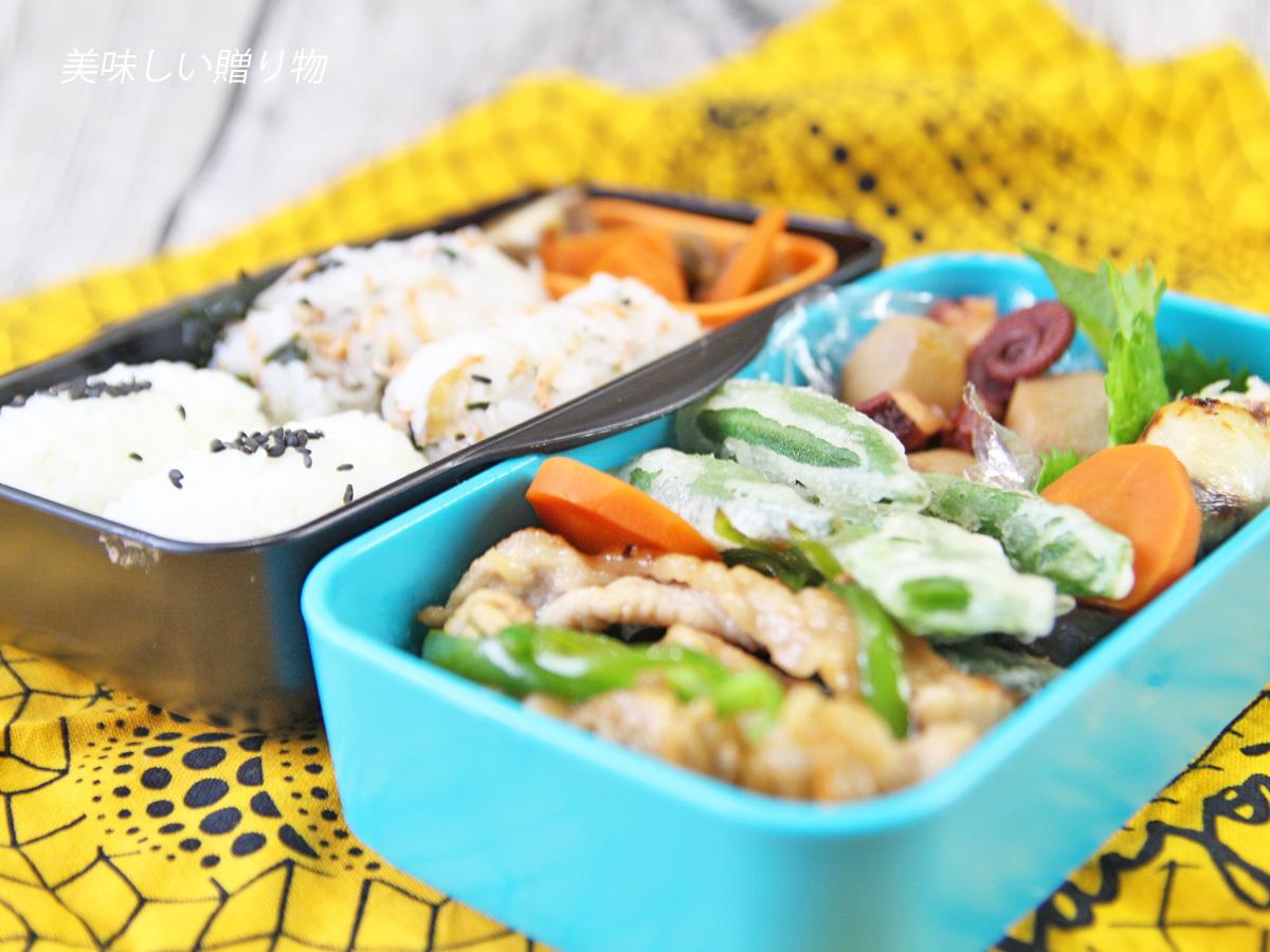 和食のお弁当_a0216871_09005814.jpg