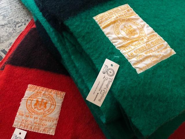 """10月13日(土)大阪店ラボラトリー入荷!#2 Blanket編!\""""HUDSON\'S BAY\""""&Pendleton!!(大阪アメ村店)_c0078587_13292160.jpg"""
