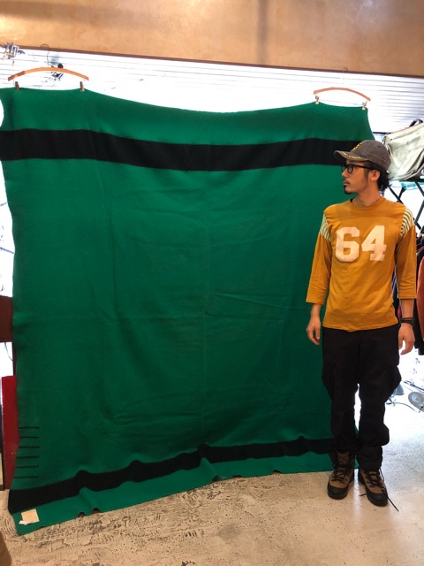 """10月13日(土)大阪店ラボラトリー入荷!#2 Blanket編!\""""HUDSON\'S BAY\""""&Pendleton!!(大阪アメ村店)_c0078587_13301167.jpg"""