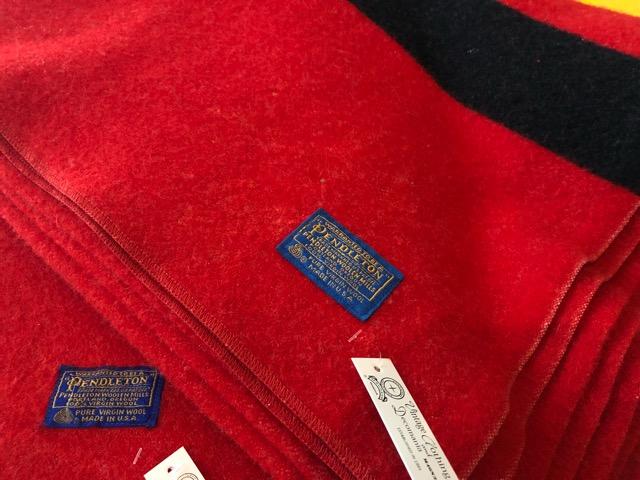 """10月13日(土)大阪店ラボラトリー入荷!#2 Blanket編!\""""HUDSON\'S BAY\""""&Pendleton!!(大阪アメ村店)_c0078587_13311022.jpg"""