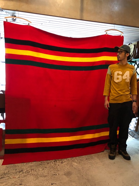 """10月13日(土)大阪店ラボラトリー入荷!#2 Blanket編!\""""HUDSON\'S BAY\""""&Pendleton!!(大阪アメ村店)_c0078587_13315066.jpg"""