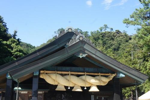 【鳥取 島根 山口の旅⑨ 出雲大社と出雲そば】_f0215714_18570774.jpg