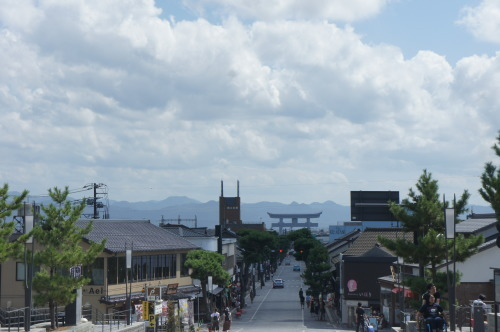 【鳥取 島根 山口の旅⑨ 出雲大社と出雲そば】_f0215714_18574213.jpg