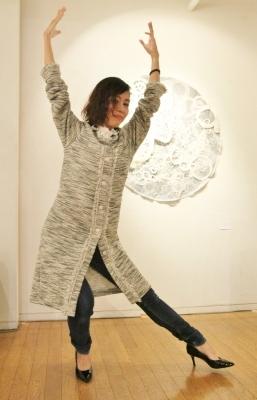 続報:朝倉加代展ファッションショーのマド・ダンサーたち_d0178431_13485969.jpg