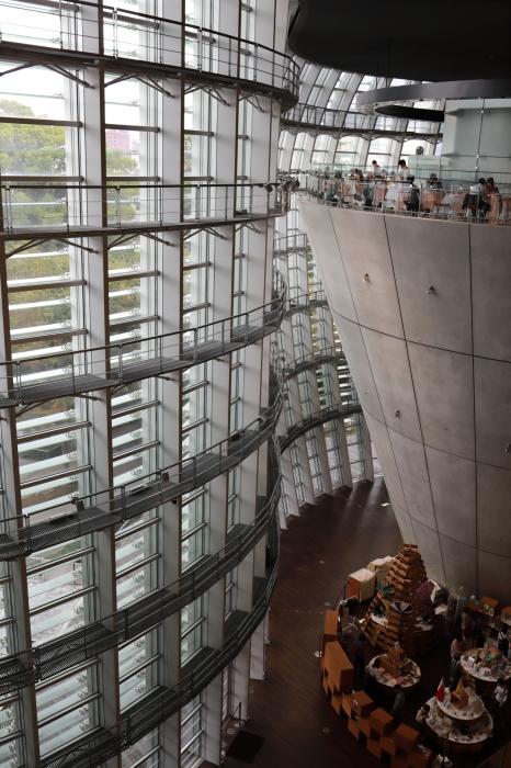 【国立新美術館】【TOKYO SOUND EXPERIENCE】_f0348831_22594725.jpg