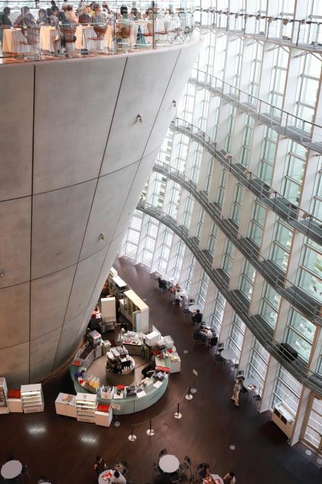 【国立新美術館】【TOKYO SOUND EXPERIENCE】_f0348831_22594828.jpg