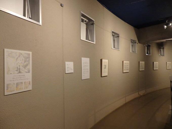 ノグチクミコ絵本原画展「ほんとうの空の下で」と同時開催「すずめのにわのそらちゃん」のお知らせ_f0296936_17525646.jpg