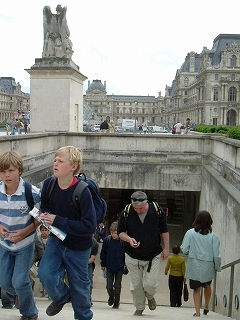 ななにーin Paris の地図_c0033469_17524407.jpg